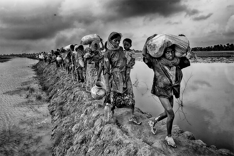 The Great Exodus BANGLADESH