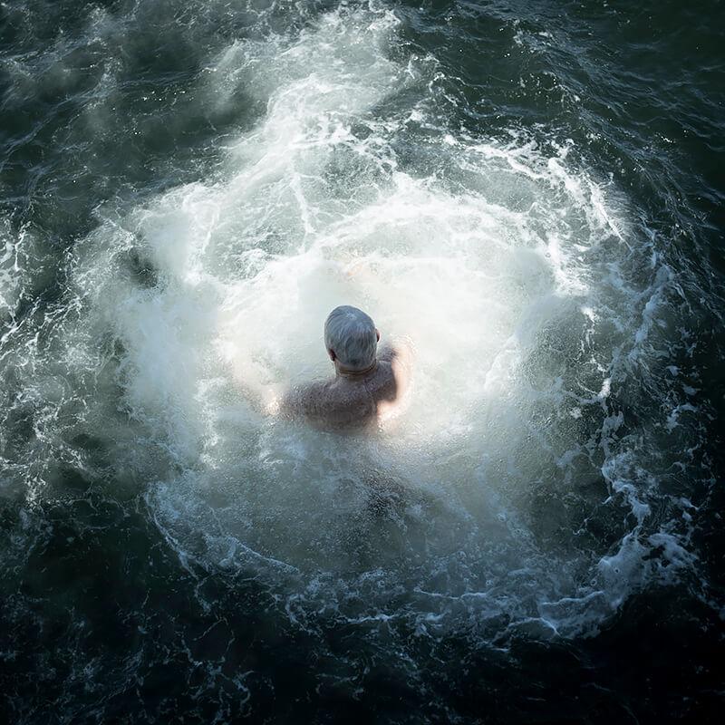 Cig Harvey - Old Man In Penobscot Bay