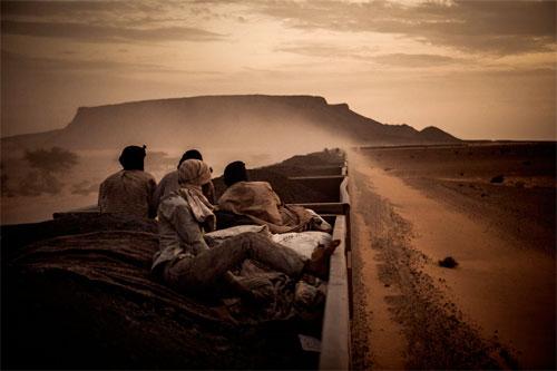 Sahara Express © Rafael Gutiérrez Garitano, Spain, 1st place, Spain National Award