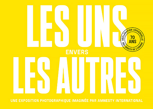 Les Uns les Autres by Amnesty International