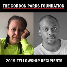 The Gordon Parks Foundation 2019 Fellowship Recipients