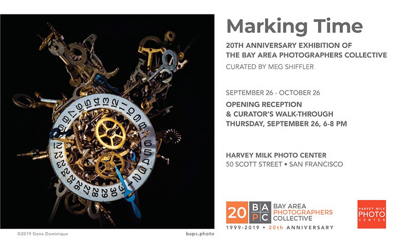 Marking Time Exhibition celebrates the Bay Area Photographers Collective