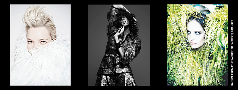Exhibition: Rankin from Portraiture to Fashion
