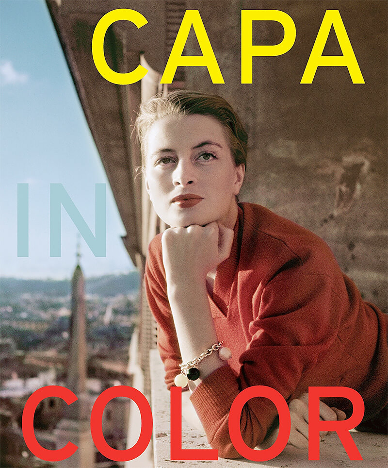 Cynthia Young: Capa in Color