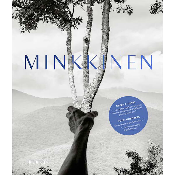 Winner of the German Photo Book Award 2019/20: Minkkinen