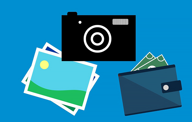 Twenty Websites You Can Make Money Selling Photos Online