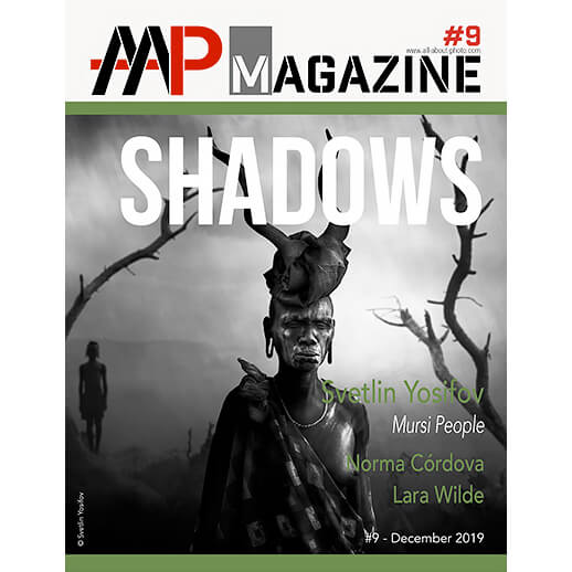 The Winners of AAP Magazine 9 Shadows