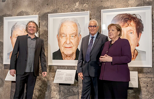 75 Portraits of Holocaust Survivors Photographed by Martin Schoeller