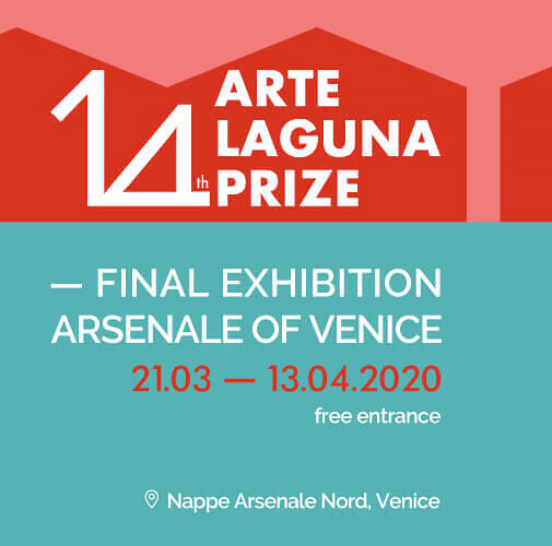 Exhibition of the finalists of the Arte Laguna Prize at the Arsenale Nord in Venice
