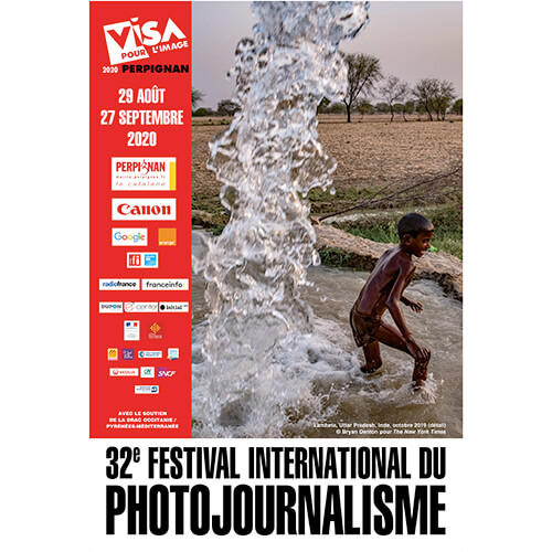32nd International Festival of Photojournalism Visa pour l