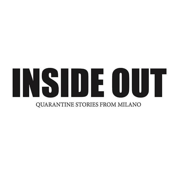 Inside Out: Quarantine Stories from Milano by Gabriele Galimberti