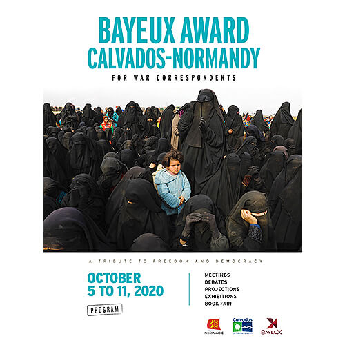 27th Bayeux Calvados-Normandy Award for War Correspondents