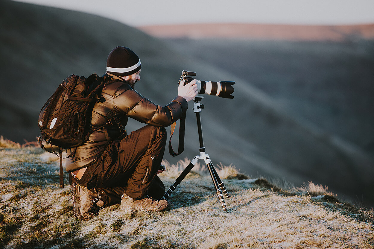 Making Sure You Stand Out as a Freelance Photographer