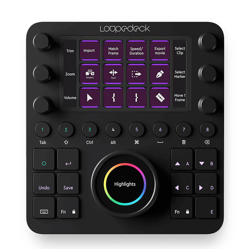 Loupedeck CT: a review for photography editing