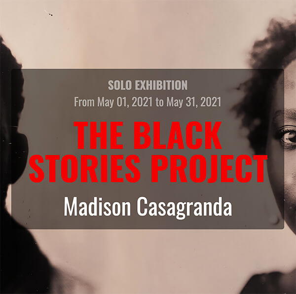 All About Photo is Pleased to Present The Black Stories Project