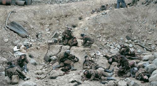 Jeff Wall: Dead Troops Talk (1992)