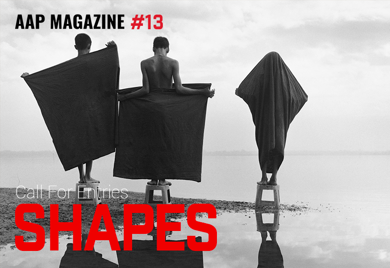 AAP Magazine#13: SHAPES