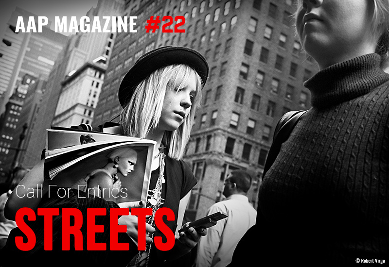 AAP Magazine#22: Streets