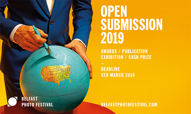 Belfast Photo Festival: Open Submission 2019