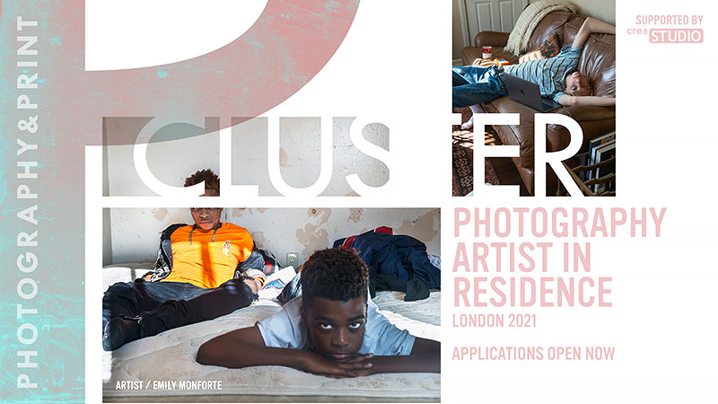 Cluster Photography Artist in Residence