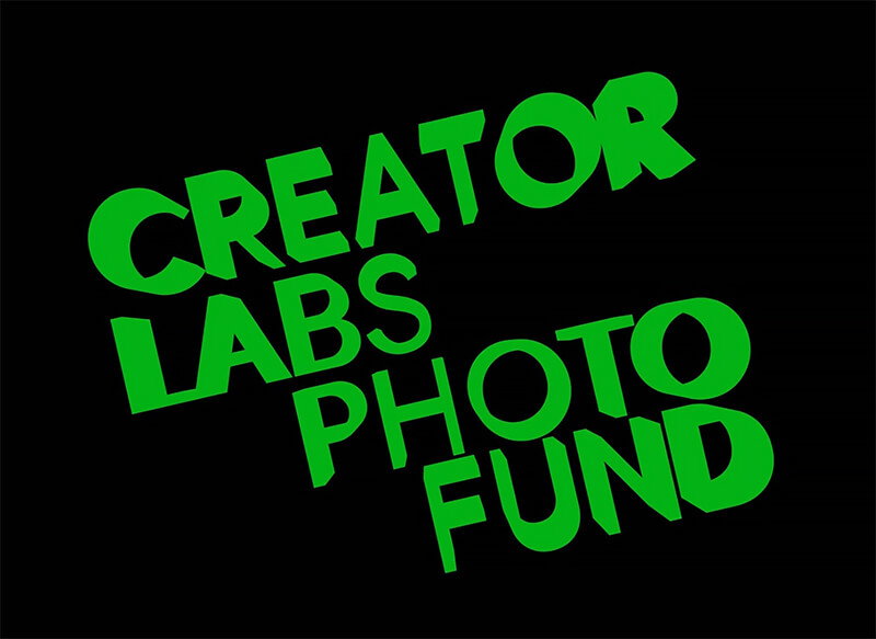 Creator Labs Photo Fund