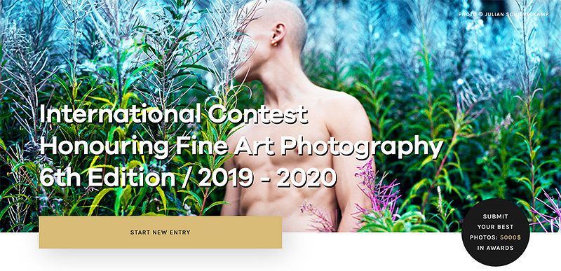 Fine Art Photography Award 2019 (FAPA) / Pro