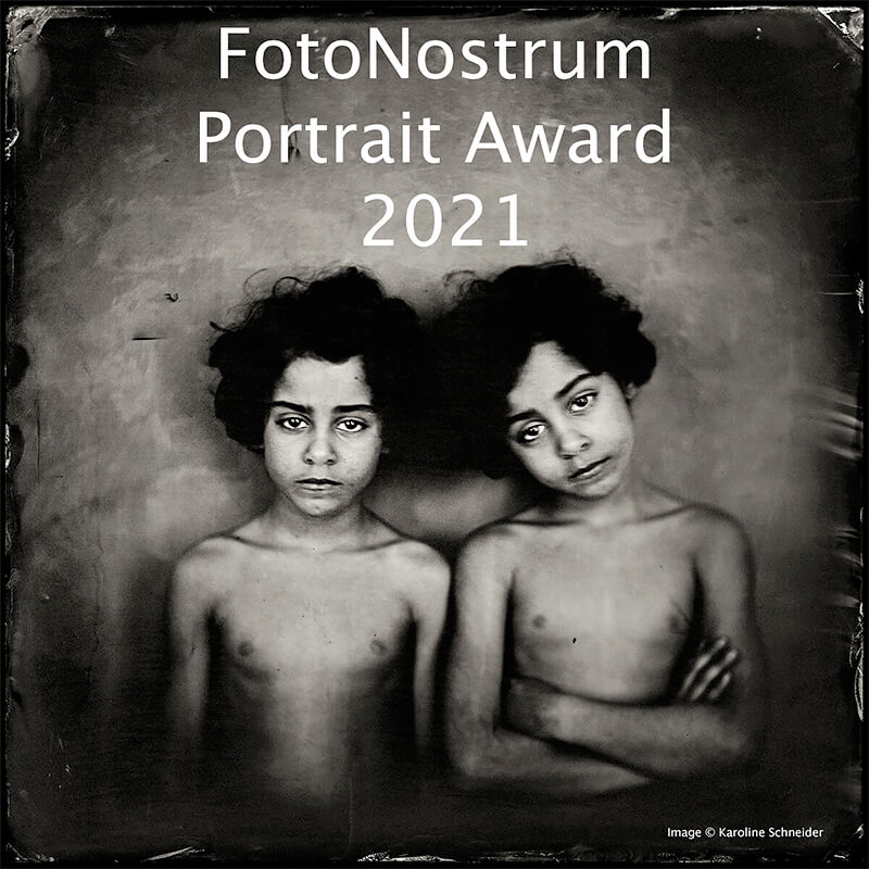 FotoNostrum Portrait Award