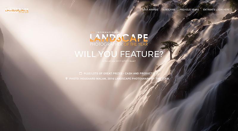International Landscape Photographer of the Year