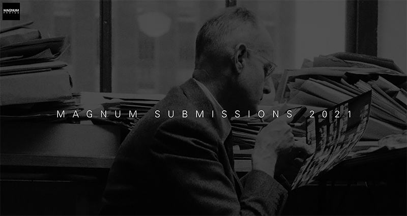 Magnum Photos Submissions 2021