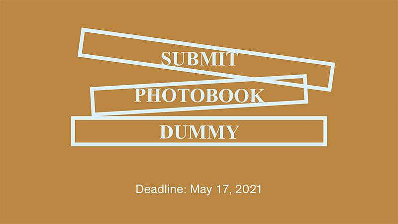 Photobook Dummy Contest - SELF PUBLISH RIGA 2021