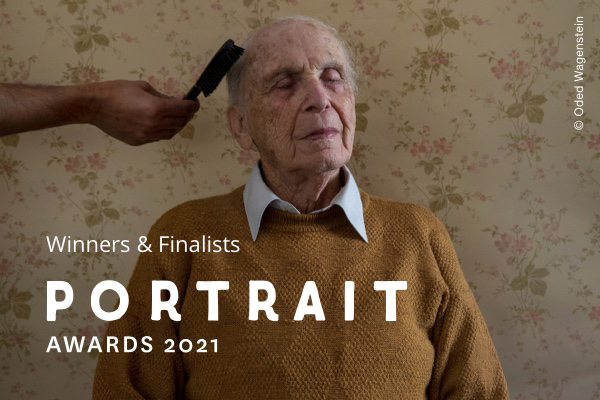Winners & Finalists LensCulture Portrait Awards 2021