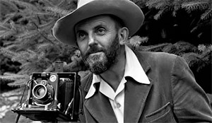 Ansel Adams: What Majestic Word