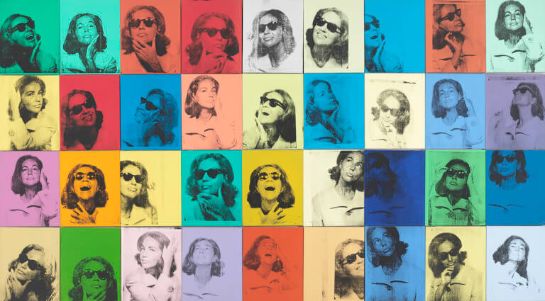 Andy Warhol: From A to B and Back Again