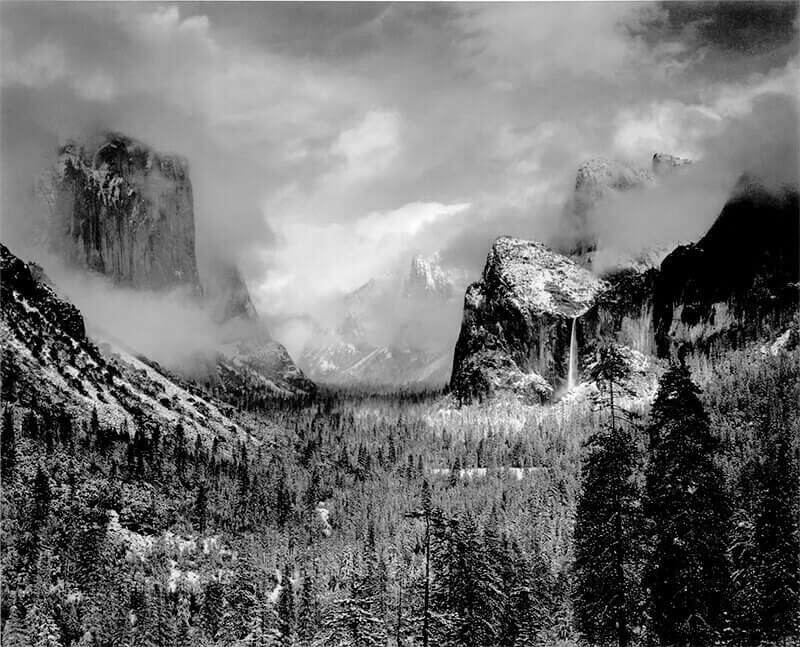 Ansel Adams: Beauty & Truth
