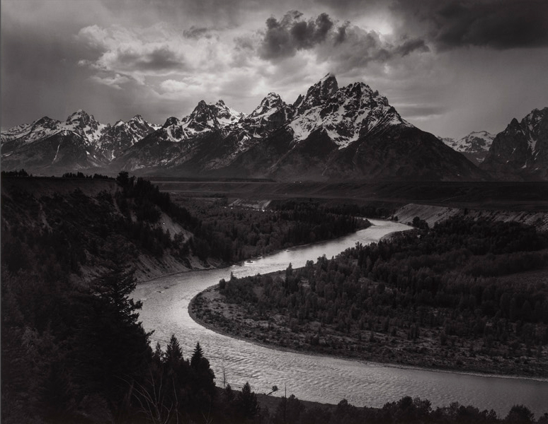Ansel Adams in Our Time