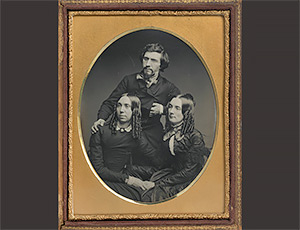 Antebellum Portraits by Mathew Brady