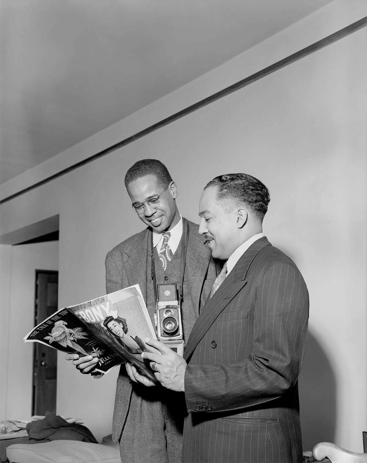 Griff Davis and Langston Hughes, Letters and Photographs 1947-1967: A Global Friendship