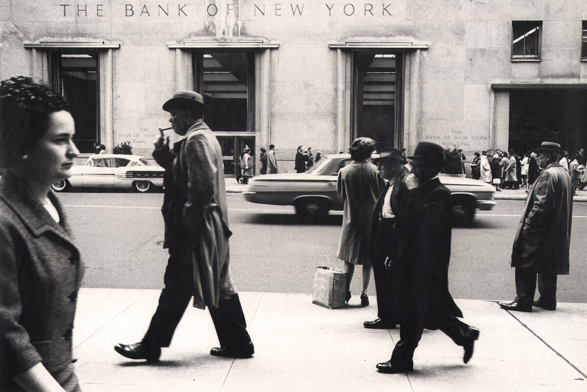 New York Stories Vintage Postwar Photographs