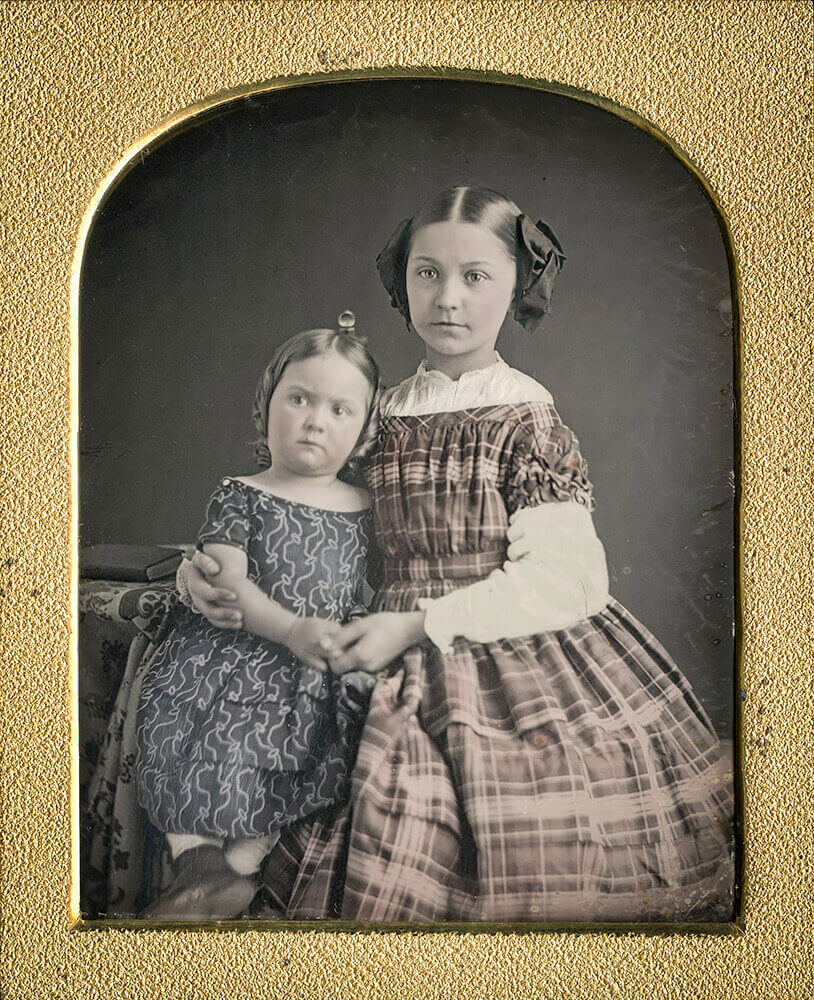 Warranted to Give Satisfaction: Daguerreotypes by Jeremiah Gurney