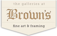 Brown's Fine Art & Framing