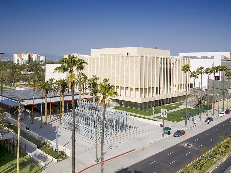 Los Angeles County Museum of Art - LACMA