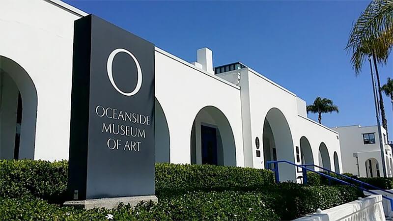 Oceanside Museum of Art (OMA)