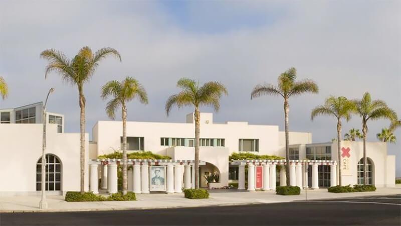 Museum of Contemporary Art San Diego (MCASD) La Jolla