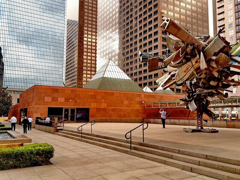 The Museum of Contemporary Art - MOCA