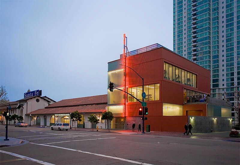 Museum of Contemporary Art San Diego (MCASD) Downtown