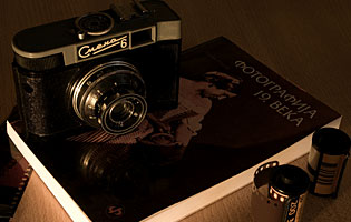History of Photography Books