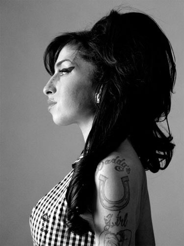 Amy Winehouse 2010<p>Courtesy Trunk Archive / © Bryan Adams</p>