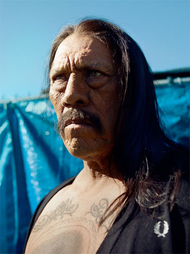 Danny Trejo<p>Courtesy Trunk Archive / © Bryan Adams</p>