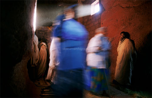 Guilhem Alandry - Genet, Orthodox Christmas in Lalibela