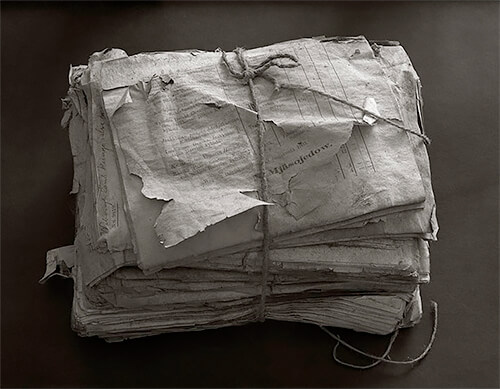 Old documents, Nykarleby 1992<p>© Kristoffer Albrecht</p>